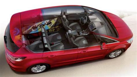 ford  max  abmessungen kofferraum und innenraum