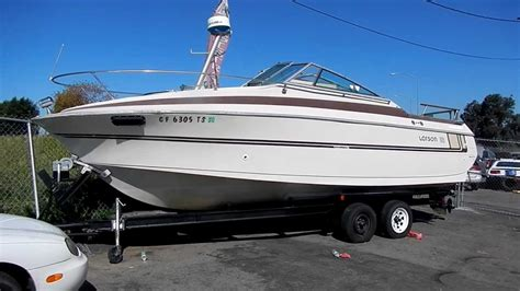 Larson Cuddy Cabin Boats Sale by Larson Delta Boat Cabin Cruiser Cuddy Project For Sale