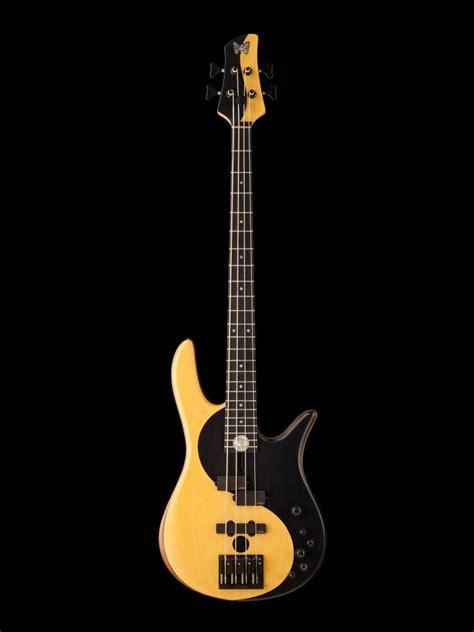 yin  standard bass guitar fodera