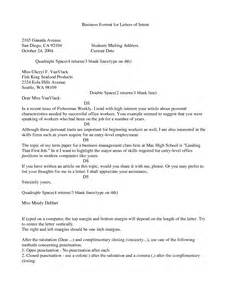 sle letter of intent for application 10