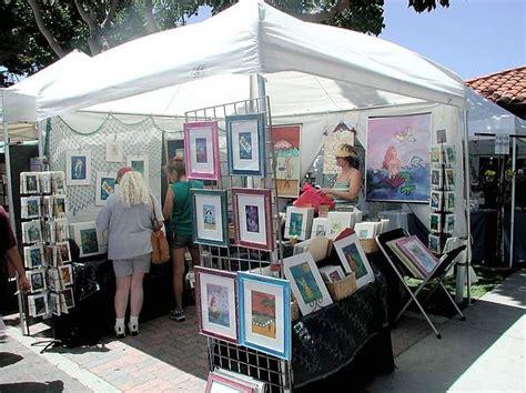 outdoor art show display panels san clemente art show photo flickriver art fair booth