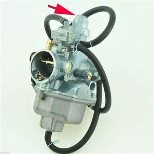 Honda 250 Carb Diagram