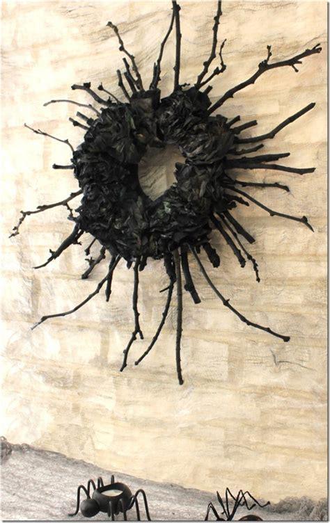 top  diy scary halloween wreaths top inspired