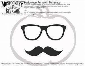 Halloween Pumpkin Carving Templates  Geekchic  Mustache