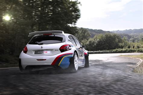 image gallery t16 peugeot 208 t16 photos