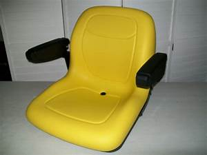 Yellow Seat Fit John Deere Compact Tractor 4200 4300 4400