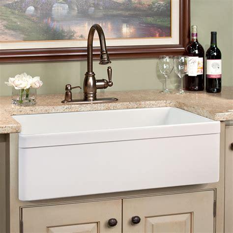 best sinks for kitchen best farmhouse kitchen sinks the homy design 4596