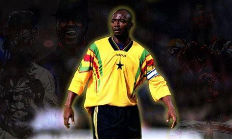 Abedi Pele: How Ghana's greatest footballer became a music ...