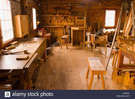carpenter shop fort vancouver national historic site
