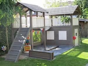 Kinder Spielturm Garten : die besten 25 spielhaus garten ideen auf pinterest kinder spielhaus garten kletterger ste ~ Whattoseeinmadrid.com Haus und Dekorationen