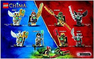 Lego 70106 Ice Tower Instructions  Legends Of Chima