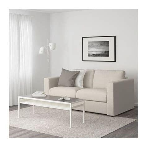 sofa vimle ikea 2 plazas vimle sof 225 2 plazas orrsta negro azul apartment living
