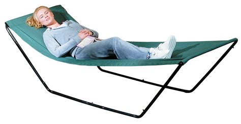 Miles Kimball Portable Hammock With Stand And Carrying Bag