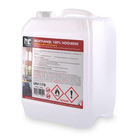 bioethanol tuev sued zertifiziert hoefer chemie