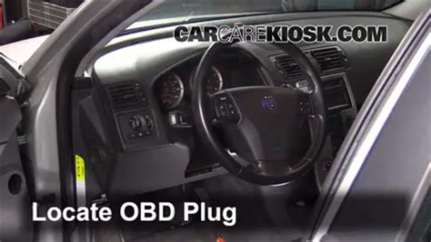 Volvo S40 Cabin Fuse Box by Engine Light Is On 2004 2011 Volvo S40 What To Do