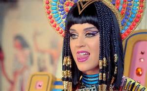 "CHART RIGGER: Katy Perry's ""Dark Horse"" Video: Watch Dark ..."