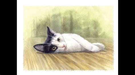 paint  pet portrait  watercolor  michael