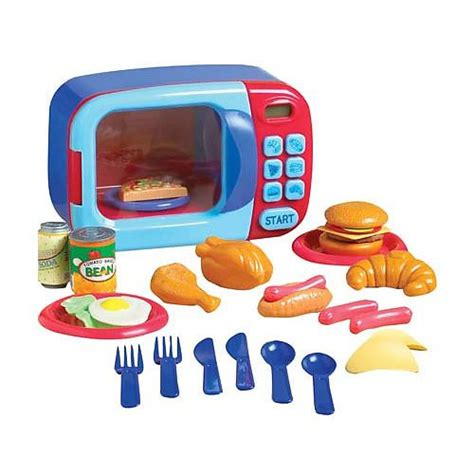 toys r us kitchen accessories just like home microwave oven blue toys r us 8564