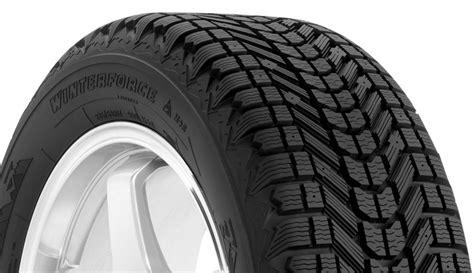 Firestone Winterforce Snow Tire On Steel Rims 0 For