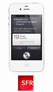 Iphone 6 Occasion Sfr : l 39 iphone 4s partir de 1 chez sfr iphone pas cher ~ Medecine-chirurgie-esthetiques.com Avis de Voitures