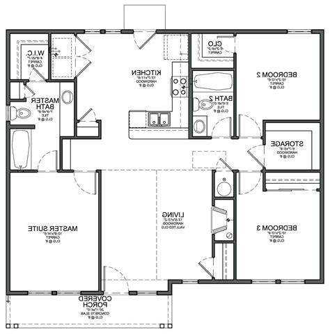 house floor plan layouts sle floor layoutexle plan for small house exles