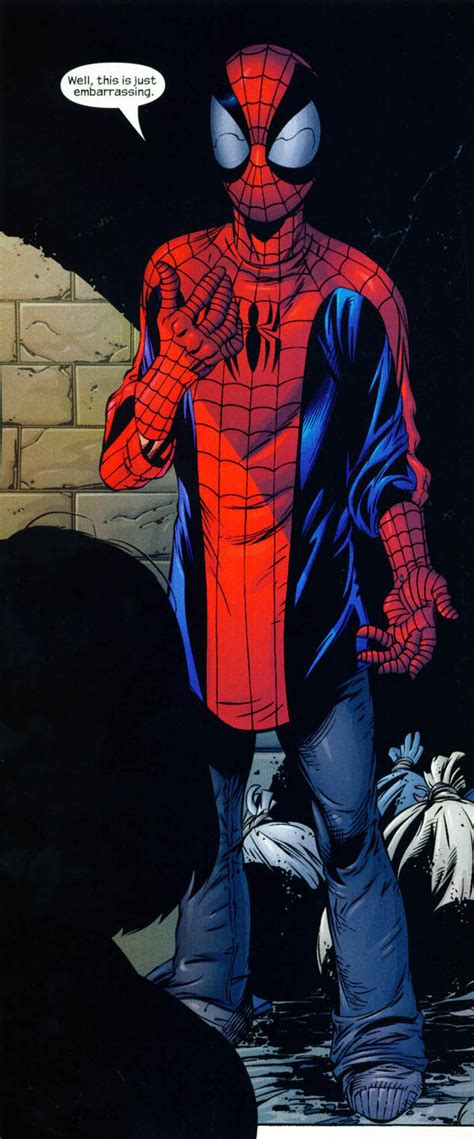 spider ultimate meets series embrassing irresponsible