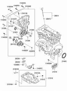 2012 Hyundai Elantra Rod Assembly