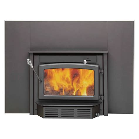 Century Heating High Efficiency Wood Stove Fireplace