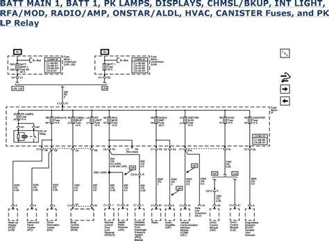 2006 impala wiring diagram 2006 free engine image for