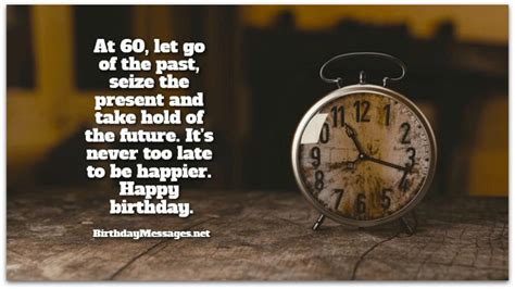 60th Birthday Wishes Messages For 60 Year Olds