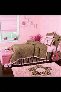 pink leopard print bedroom home decor ideas