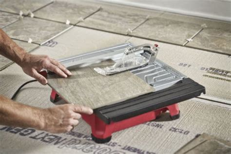 skil tile saw manual tips on how to use a tile saw