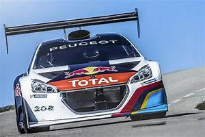 Loeb Pikes Peak : loeb gets awesome pikes peak peugeot 208t16 to race again ~ Medecine-chirurgie-esthetiques.com Avis de Voitures