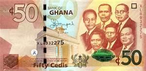 Ghana Currency Ghanaian Cedi Bestexchangerates