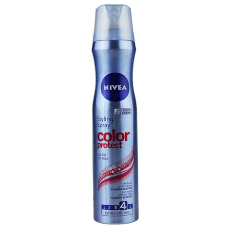 Shiny Hair Color by Nivea Color Protect Laquer For Shiny Hair Color Notino Co Uk