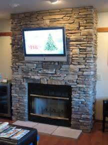 Southern Living Family Room Photos by Boral Cultured Stone Southern Ledgestone Traditional