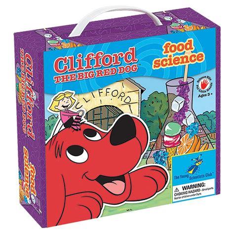 food science clifford the big preschool science 875 | clifford foodbox onlycomp