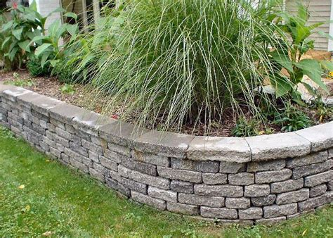 ideas for retaining walls retaining wall ideas home renos pinterest