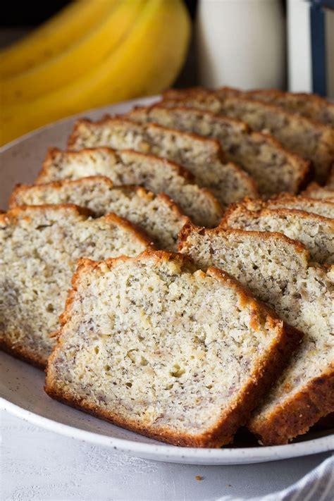 banana bread recipe  video cooking classy