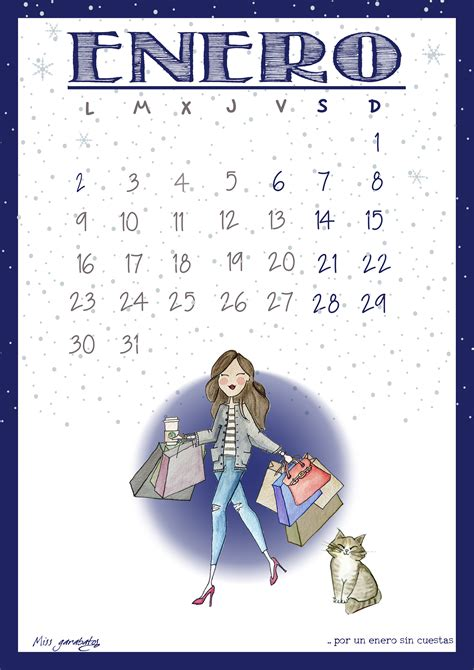 Search to find the friv.com games that you like to play online regularly. Calendario de Enero - Miss Garabatos