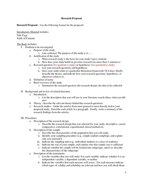 Excellent Research Paper Sample Outline ~ Museumlegs