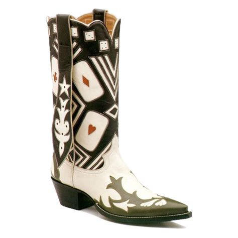 Boat Shoes Vegas Clubs by Las Vegas Caboots Custom Cowboy Boots