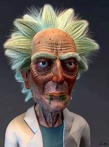 Realistic, Rick, And, Morty