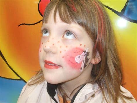 farbenfroh kinderschminken
