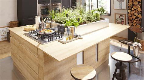 plan de travail cuisine en bois quel bois choisir pour un plan de travail