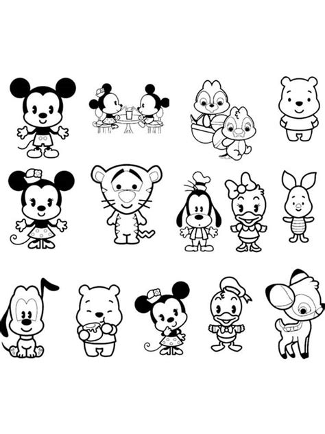 free printable disney coloring pages baby disney coloring pages free printablebaby disney