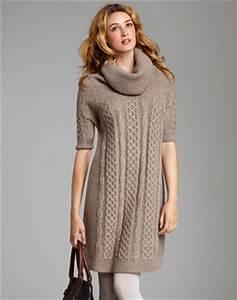 robe en laine femme laine et tricot With robes en laine