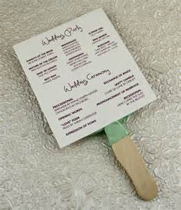 free printable wedding program fans wedding program paddle fan template matelasse design