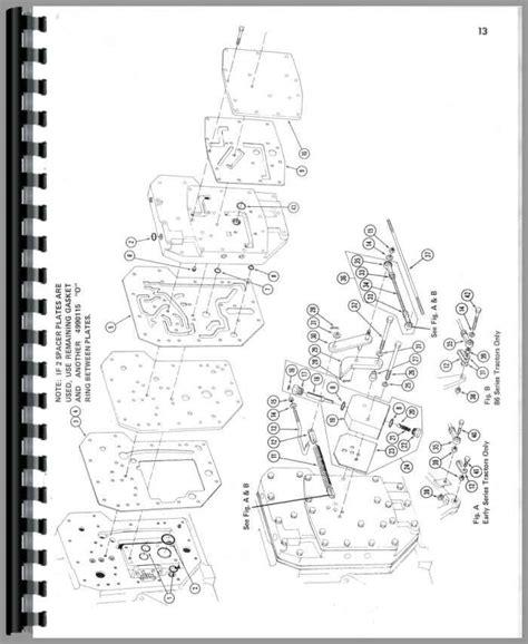 Farmall Tractor Tenderfoot Shifter Parts Manual