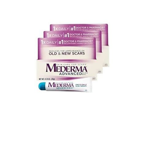 Mederma Advanced Scar Gel - 3 Pack | SkinStore
